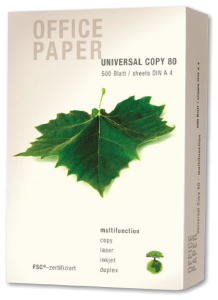 OFFICE PAPER – multifunction grün